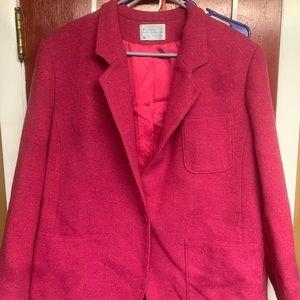 Pendleton Wool Blazer (Size Large/40/Worn Once!)
